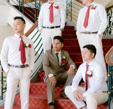 Bea & Romulo Wedding - Rj Monsod Photographer in Davao City