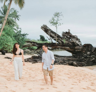 Cyril & Aireen E-Sessions - Rj Monsod Photographer in Davao City