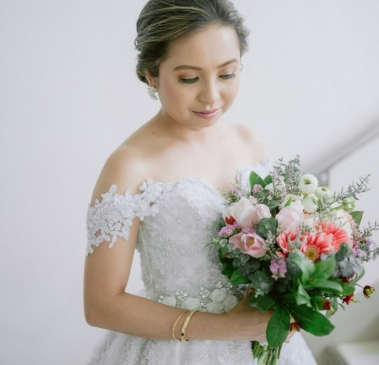 Jett & Pam Wedding - Rj Monsod Photographer in Davao City