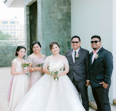 Noreen & Floyd Wedding - Rj Monsod Photographer in Davao City